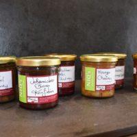 Marmeladen, Konfitüren, Chutneys und Senfsorten
